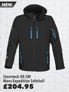 Stormtech XB-2m Mens Expidition Softshell