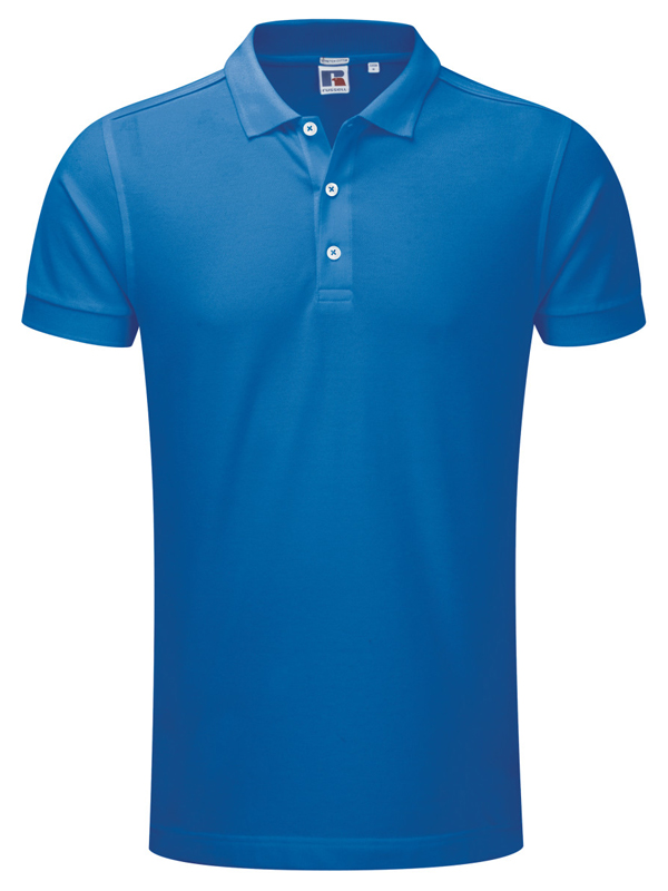 Russell 566M Mens Stretch Polo