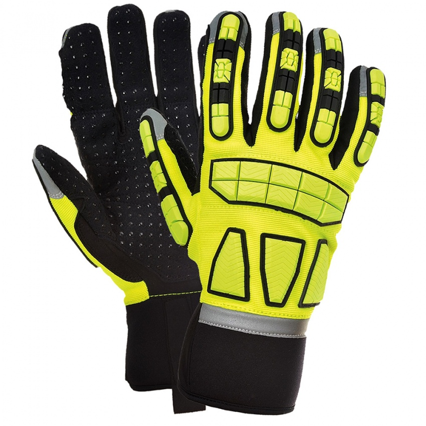 Portwest A724 Safety Impact Glove - Unlined