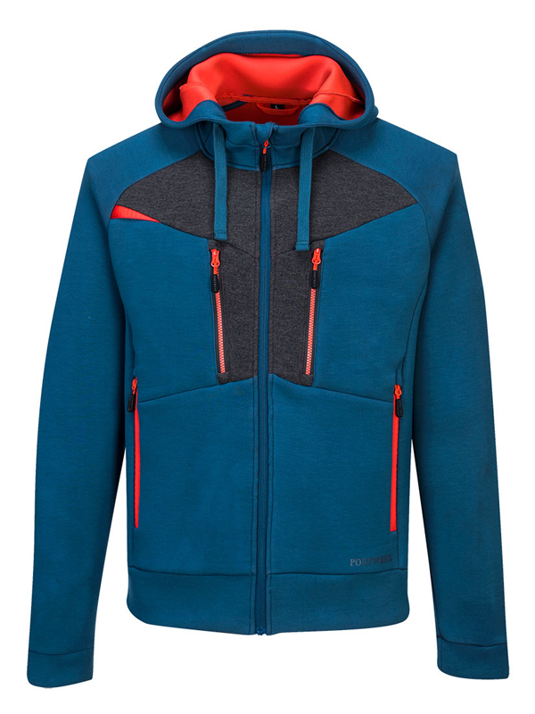 Portwest DX472 - DX4 Zipped Hoody