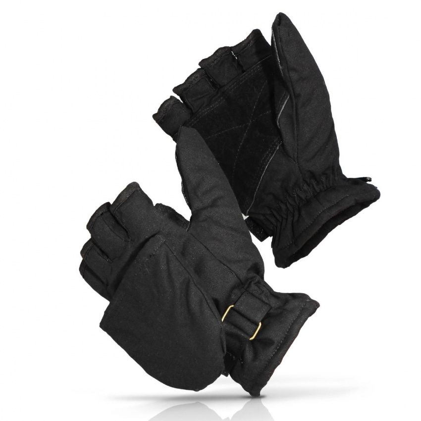 Flexitog Maxim Mens Flip Top Mittens