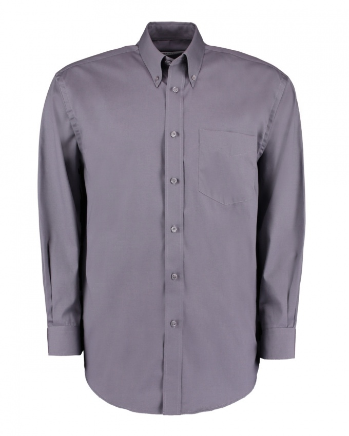 105 Corporate Oxford Shirt Long Sleeved