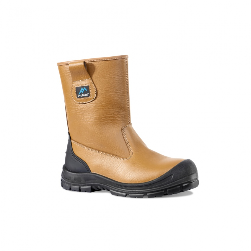 Rockfall PM104 Chicago Rigger Boot