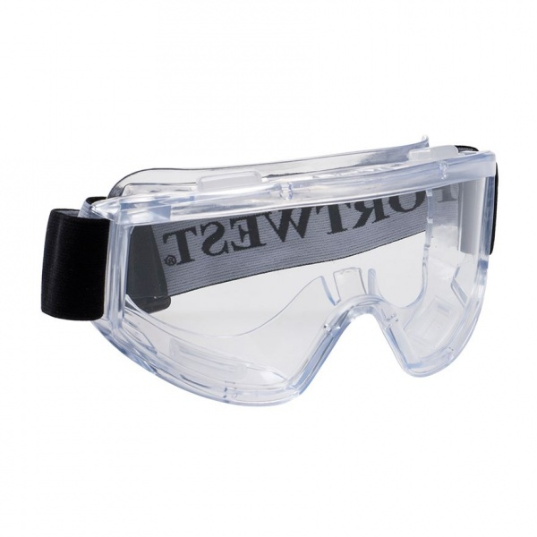 PW22 Challenger safety goggles