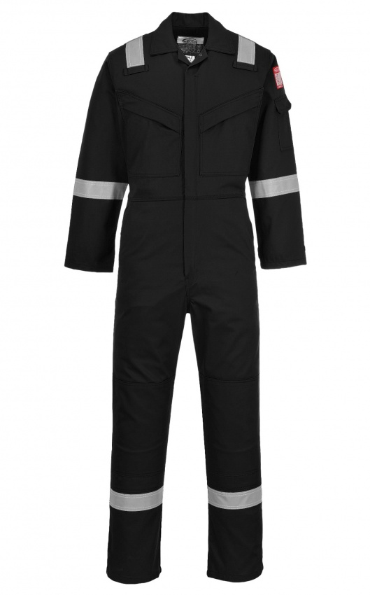 Brass: FR ARC Coverall with FR Reflective Bands