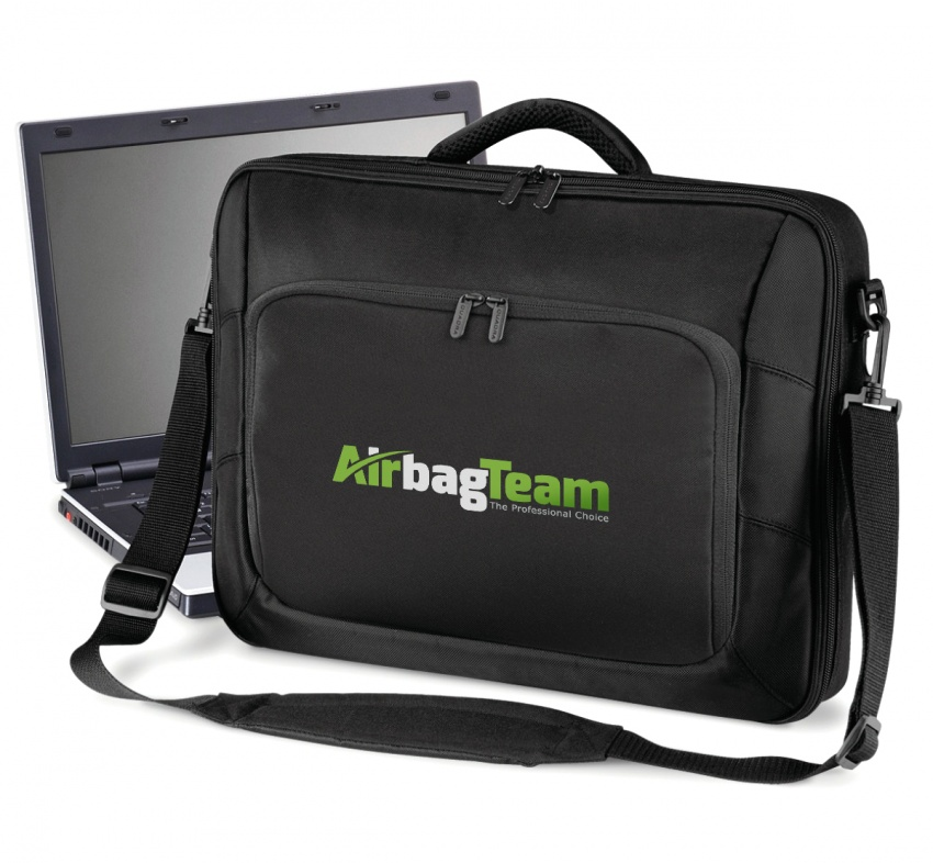 QD266 Portfolio Laptop Case