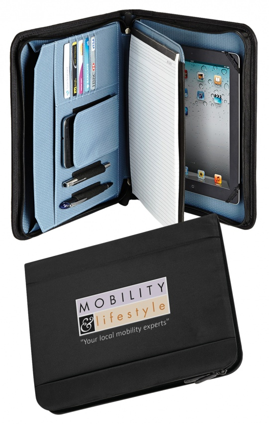 QD963 Eclipse iPad™/ Tablet Document Folio