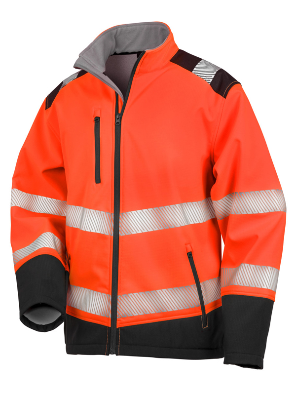 R476X Ripstop Saafety Softshell