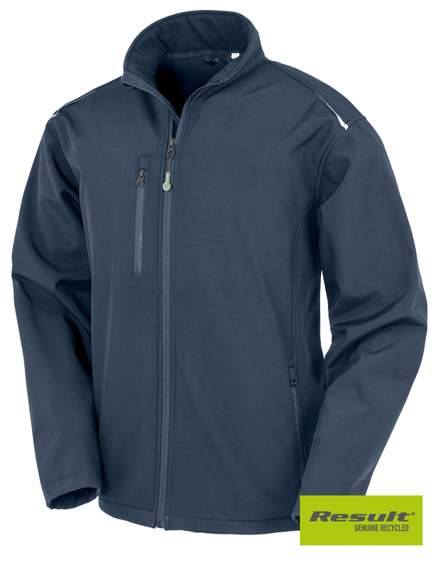 R900X Recycled 3-Layer Softshell Jacket