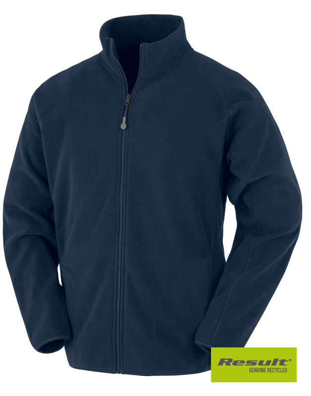R907X Recycled Microfleece Jacket