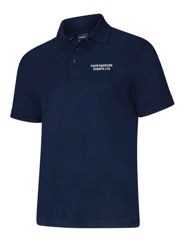 Offer! - 30 Embroidered Polo Shirts for £195