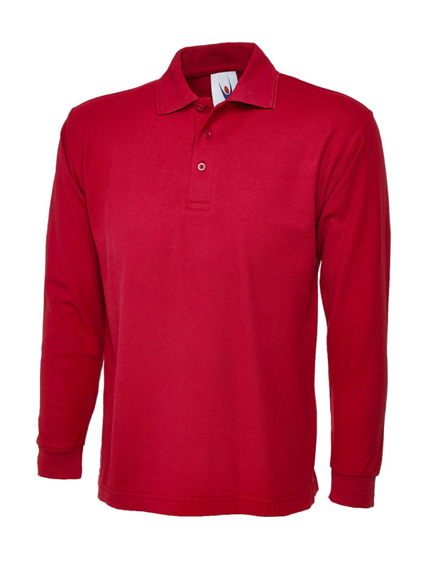 113 Longsleeve Polo Shirt