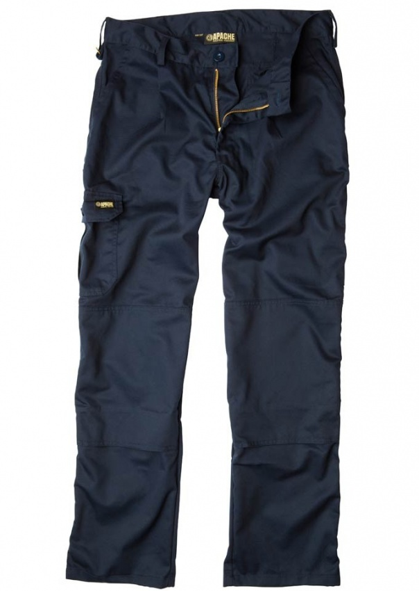Apache Industry Cargo Trouser - Navy