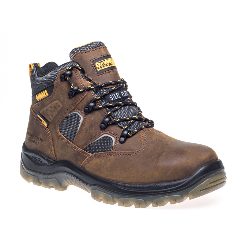 DeWalt Challenger 4 Brown Waterproof Safety Boot