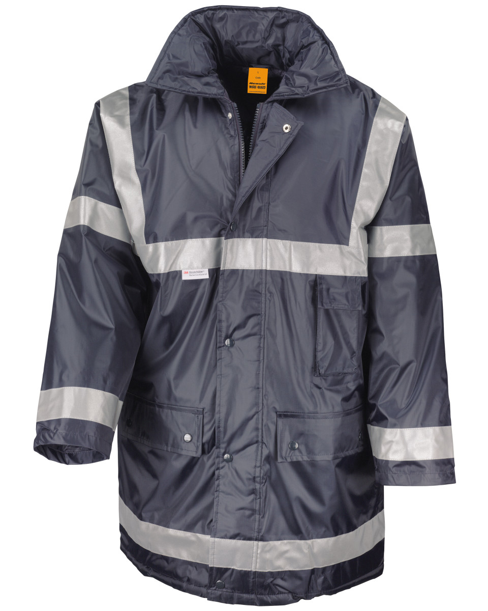 23x Result Workguard Management Coat