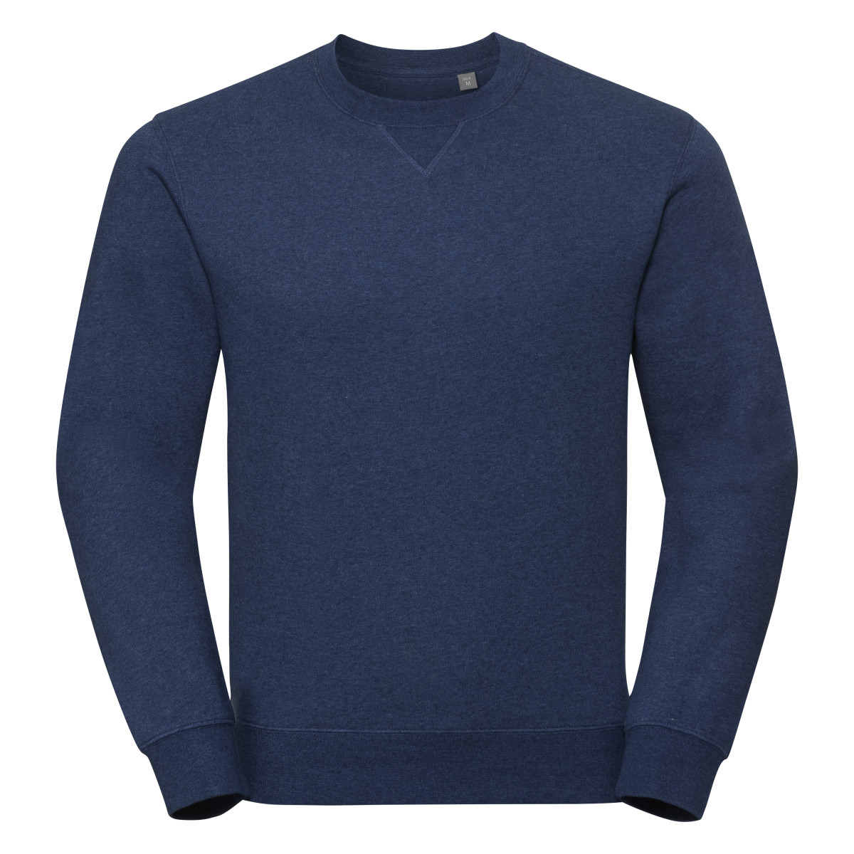 R260 Russell Authentic Melange Sweatshirt