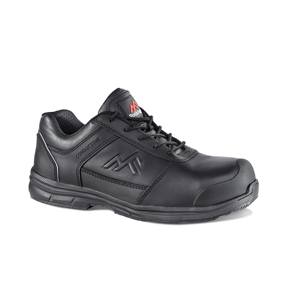 Rockfall RF002 Zinc - Conductive Safety Shoe