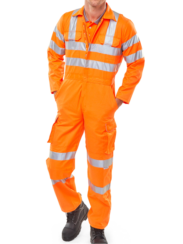 Beeswift Rail Spec Coverall/Overall