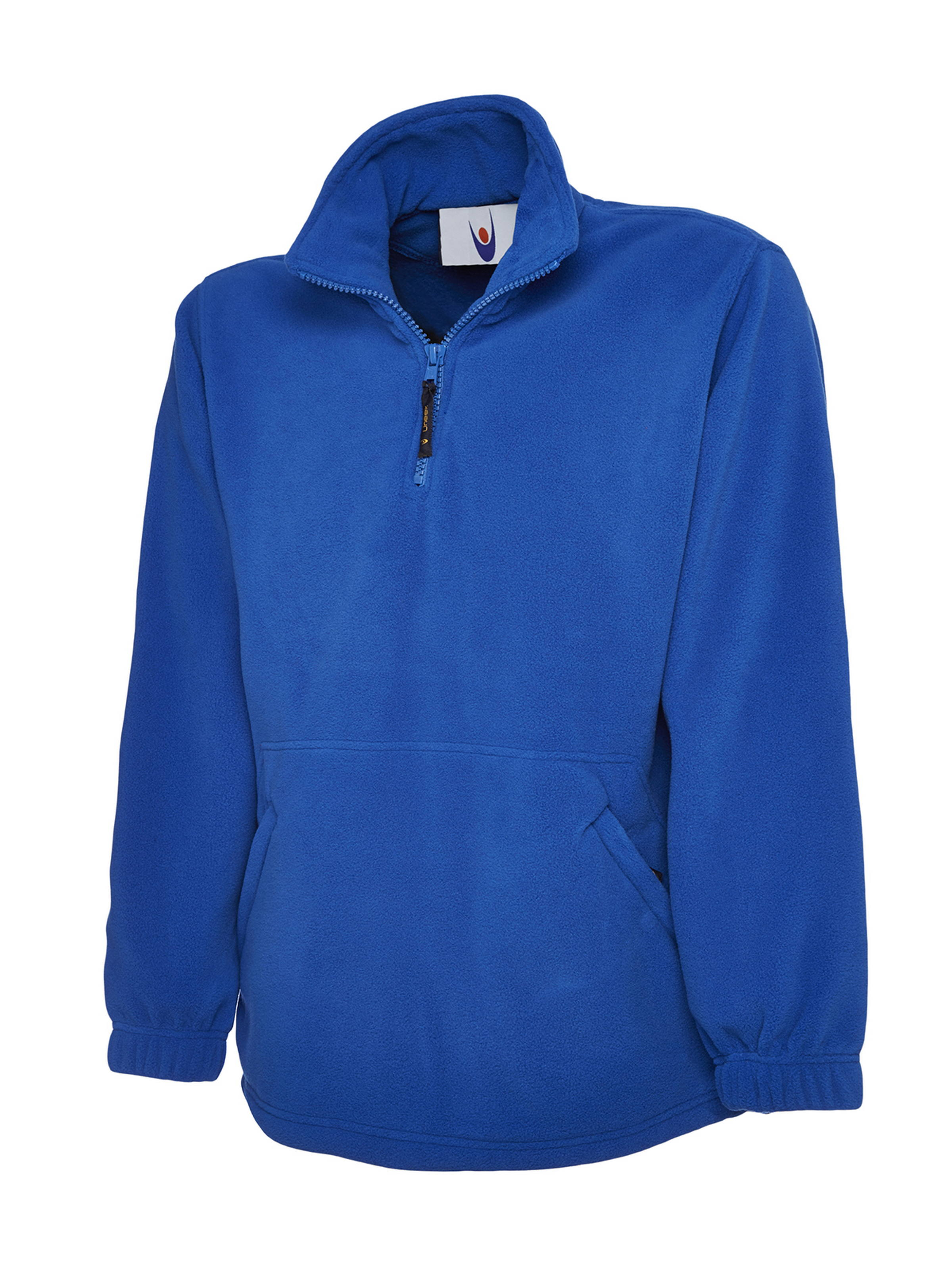 602 Premium 1/4 Zip Micro Fleece Jacket