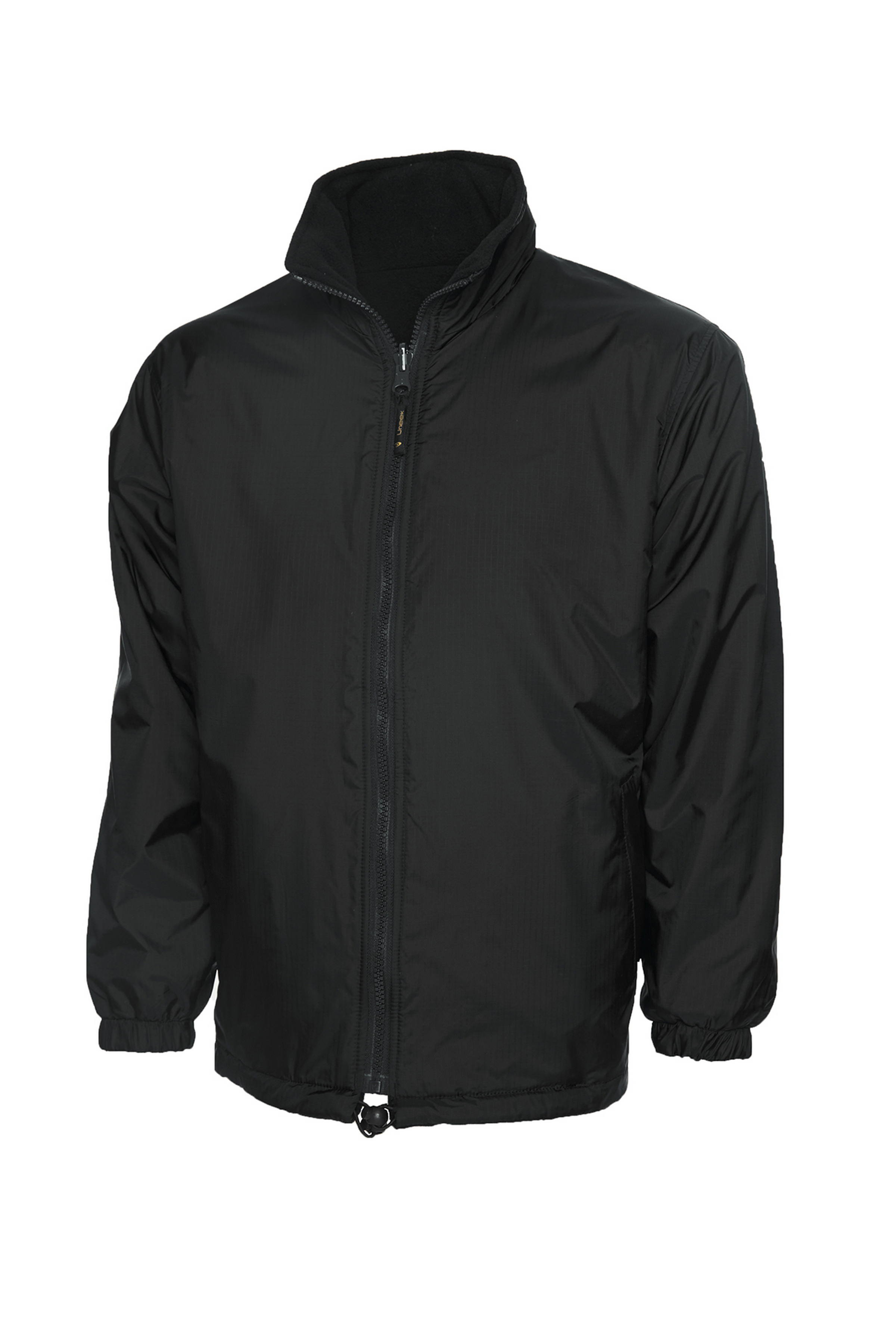 605 Premium Reversible Fleece Jacket