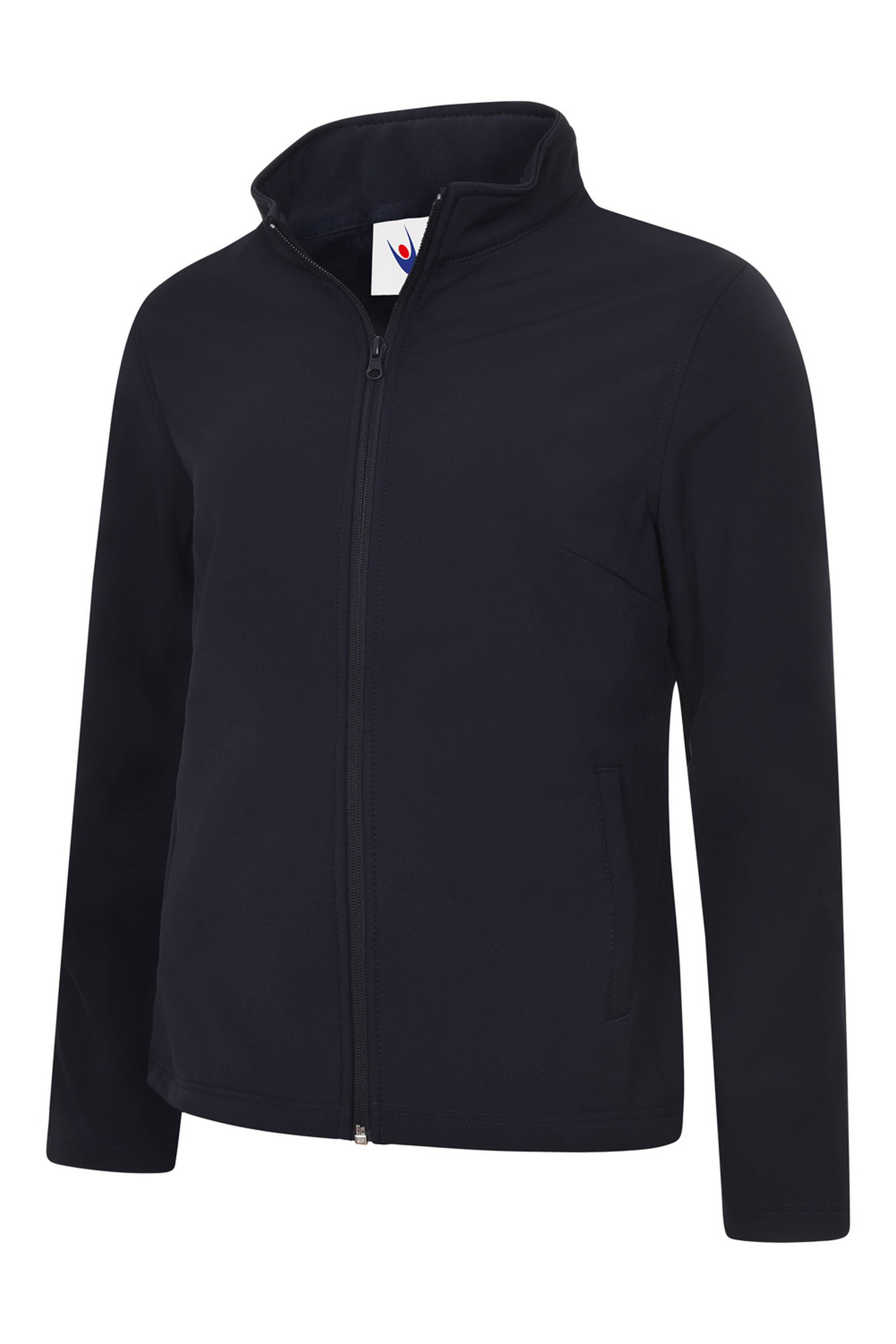 613 Ladies Classic Full Zip Soft Shell Jacket