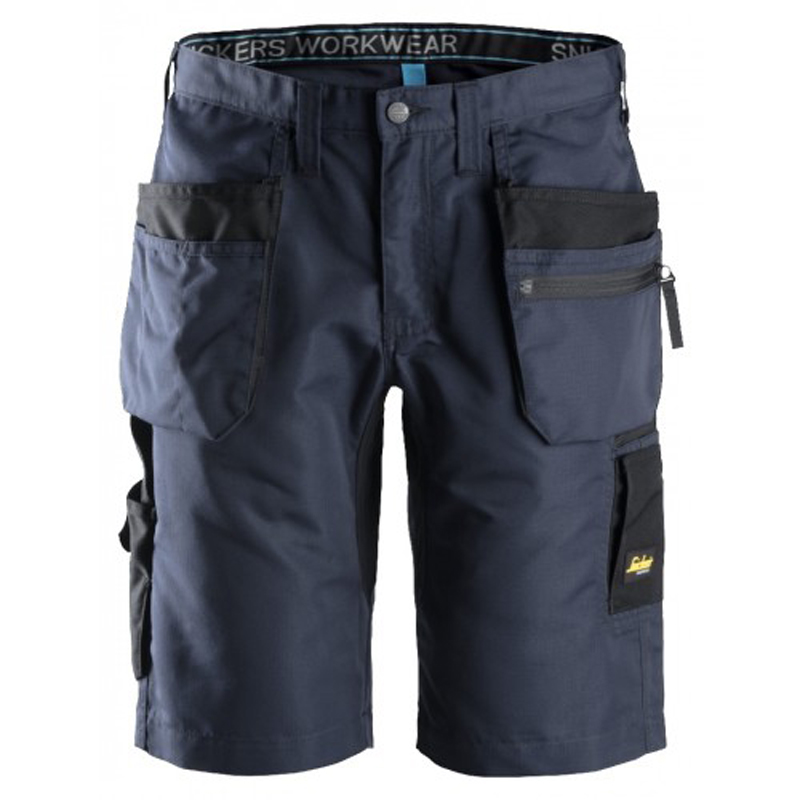 Snickers 6101 LiteWork Shorts Navy