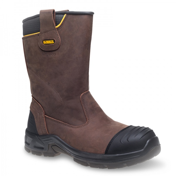DeWalt Millington Metal Free Waterproof Rigger Boot