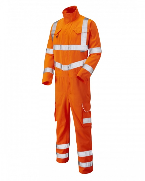 MOLLAND ISO 20471 Class 3 Poly/Cotton Coverall